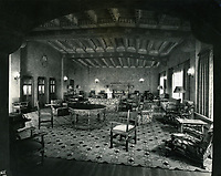 1930 The Academy Room at the Hollywood Roosevelt Hotel