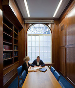 st. mary's library, london