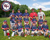2021-05-23-DJ Township of Washington at Woodcliff Lake 8U Baseball - Portrait Gallery