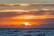 Dawn at the Atlantic