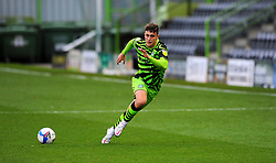 Jake Young of Forest Green Rovers- Mandatory by-line: Nizaam Jones/JMP - 17/10/2020 - FOOTBALL - innocent New Lawn Stadium - Nailsworth, England - Forest Green Rovers v Stevenage - Sky Bet League Two