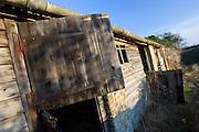 Derelict stables, Oxfordshire, United Kingdom
