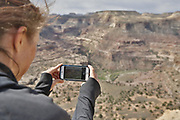 SHOT 5/21/17 10:41:17 AM - Emery County is a county located in the U.S. state of Utah. As of the 2010 census, the population of the entire county was about 11,000. Includes images of mountain biking, agriculture, geography and Goblin Valley State Park. (Photo by Marc Piscotty / © 2017)