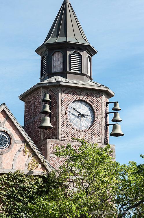 California Central Coast Clock Tower