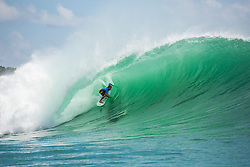 Jun 27, 2017 - Padang Padang, Bali - Rip Curl and WSL has officially announced the 16 surfers invited to compete in the Rip Curl Cup 2017, to be held on the best day of waves at Padang Padang between July 10 and August 10. Pictured: DAMIEN HOBGOOD 2016. Surf competition Rip Curl Cup Padang Padang. (Credit Image: ? Ridenour/WSL via ZUMA Wire/ZUMAPRESS.com)