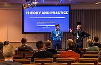 ZEIST - Aarni Nordquist en Markus Suojoki (Finland)  Nationaal Golf & Groen Symposium.  Copyright Koen Suyk