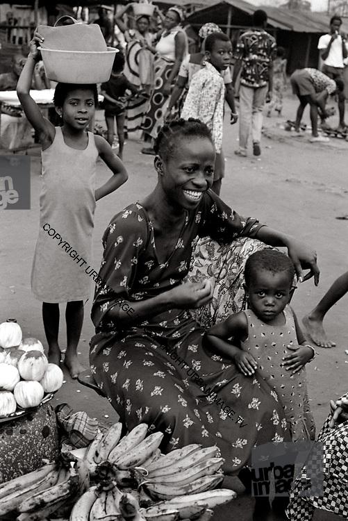 Lome - Togo family