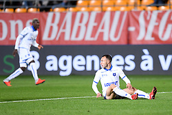 October 1, 2018 - Troyes, France - 10 ROMAIN PHILIPPOTEAUX (AUX) - DECEPTION (Credit Image: © Panoramic via ZUMA Press)