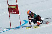 Womans GS, 2007 U.S. Alpine Championships at Alyeska, Resort, Alaska.