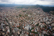 Belo Horizonte_MG, Brasil...Vista panoramica de Belo Horizonte, Minas Gerais. Na foto regiao centro sul da capital...Panoramic view of Belo Horizonte, Minas Gerais. In the central-sout region of the capital...Foto: LEO DRUMOND / NITRO