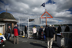 The Silvers Marine Scottish Series 2014, organised by the  Clyde Cruising Club,  celebrates it's 40th anniversary.<br /> Day 1 Styart ten at Royal Gourock<br /> <br /> Racing on Loch Fyne from 23rd-26th May 2014<br /> <br /> Credit : Marc Turner / PFM