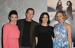 Ginnifer Goodwin, Bill Paxton, Jeanne Tripplehorn and Chloe Sevigny attending the HBO Original series 'Big Love' premiere at the Directors Guild of America in Los Angeles, California on January 12, 2011. Photo by APEGA/ABACAUSA.COM