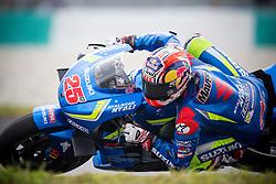 October 29, 2016 - Sepang, Kuala Lumpur, Malaisie - Maverick Vinales - spa - Team Suzuki Ecstar - Suzuki (Credit Image: © Panoramic via ZUMA Press)