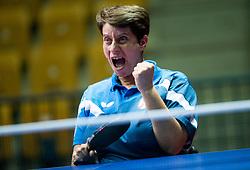 Peric-Rankovic Borislava of Serbia plays final match during Day 4 of SPINT 2018 - World Para Table Tennis Championships, on October 20, 2018, in Arena Zlatorog, Celje, Slovenia. Photo by Vid Ponikvar / Sportida