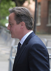 © Licensed to London News Pictures. 26/06/2012. Westminster, UK   British Prime Minister David Cameron on Downing Street today 26th June 2012. Photo credit : Stephen Simpson/LNP
