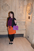 ARLENE PHILLIPS, KOOZA, CIRQUE DU SOLEIL  Royal Albert Hall Kensington Gore London. 8 January 2012.