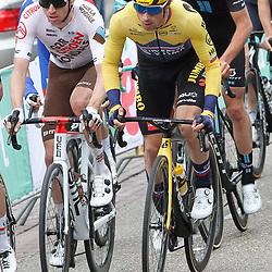 18-04-2021: Wielrennen: Amstel Gold Race men: Berg en Terblijt <br />Primoz Roglic