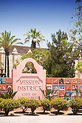 San Gabriel Mission District