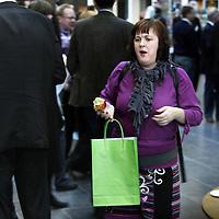 Nederland, Rotterdam , 28 januari 2011..De Nationale Kansdenkdag organiseert landelijk inspirerende Kansdenkdagen vanuit het concept Kansdenken. Op uw verzoek organiseren wij zelfs uw eigen incompany Kansdenkdag! De Nationale Kansdenkdag is een initiatief van Svelar Vitaal..Foto:Jean-Pierre Jans