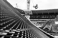 Taka Higashino during Moto X Freestyle Finals at the 2018 X Games Sydney in Sydney, Australia. ©Brett Wilhelm/ESPN