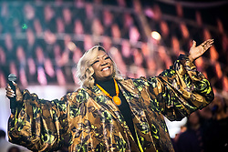 May 27, 2019 - Washington, DC, United States of America - Singer Patti LaBelle performs on stage during the National Memorial Day Concert on the west lawn of the U.S. Capitol May 26, 2019 in Washington, D.C. The concert is in remembrance of service members that gave their life for the country. (Credit Image: © Dominique A. Pineiro via ZUMA Wire)