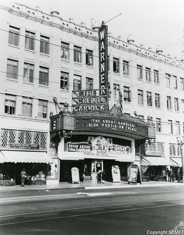 1937 Warner Bros. Theater