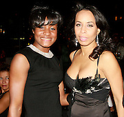 **EXCLUSIVE**.Vanessa and Claudine Oriol..Pras Michel of The Fugees Honoring The First Ladies of Africa at a Cocktail Reception in partnership US Doctors For AFRICA..WP Wolfgang Puck Restaurant..Pacific Design Center..West Hollywood, CA, USA..Monday, April 20, 2009..Photo By Celebrityvibe.com.To license this image please call (212) 410 5354; or Email: celebrityvibe@gmail.com ; .website: www.celebrityvibe.com.