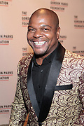 New York, NY- May 22: Visual Artist Kehinde Wiley attends the Gordon Parks Foundation Awards Dinner & Auctionn: Celebrating the Arts & Humanitarianism held at Cipriani 42nd Street on May 22, 2018 in New York City.   (Photo by Terrence Jennings/terrencejennings.com)
