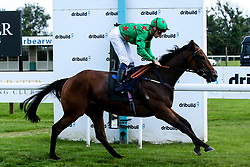 Conspiritor ridden by Kieran Shoemark trained by Charles Hills in the Frome Scaffolding Handicap - Mandatory by-line: Robbie Stephenson/JMP - 27/08/2019 - PR - Bath Racecourse - Bath, England - Race Meeting at Bath Racecourse