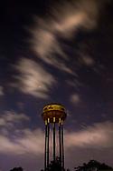 La torre della ex Innocenti nel quartiere Lambrate-Rubattino