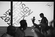 BIRMINGHAM, AL – OCTOBER 24, 2015: Scenes from Design Week Birmingham.