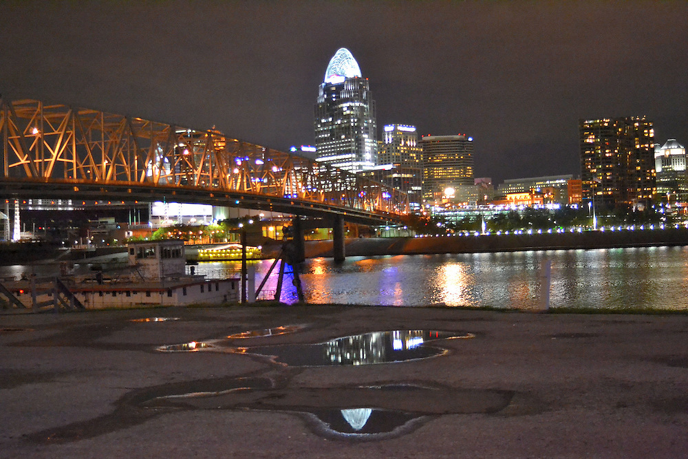 Cincinnati from Newport