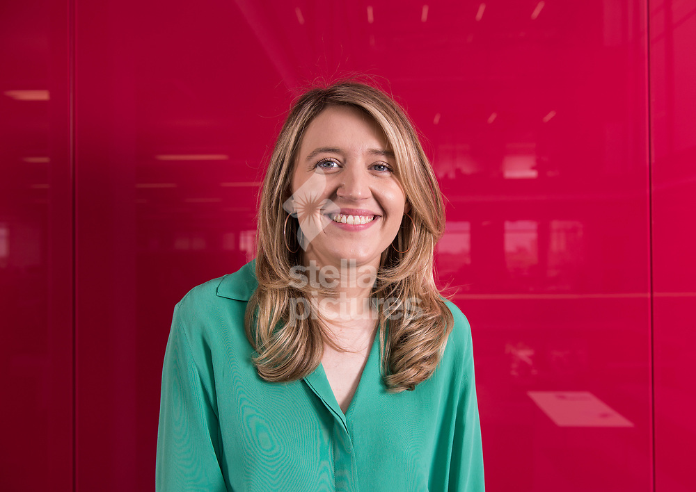 Leader of Camden Council, Georgia Gould pictured at their central London offices.<br /> Picture by Daniel Hambury/Stella Pictures Ltd 07813022858<br /> 30/05/2017