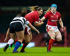 2019-11-30 Wales Women v Barbarians Women
