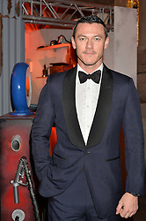 LUKE EVANS Save the Children and Bulgari Ambassador, at Save the Children's spectacular, black tie Winter Gala, a festive fundraising event held at London's Guildhall. Guests were transported into the magical world of the much-celebrated British novelist, Roald Dahl, in celebration of his centenary, for a marvellous evening of fine dining and gloriumtious entertainment to raise money to help transform children's lives across the world and here in the UK.