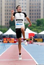 Samsung Diamond League adidas Grand Prix track & field; men's long jump, Fabrice Lapierre, AUS,