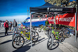 Specialized during the UCI Class 1.2 professional race 4th Grand Prix Izola, on February 26, 2017 in Izola / Isola, Slovenia. Photo by Vid Ponikvar / Sportida