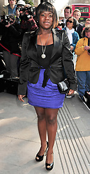 © under license to London News Pictures. 08/03/11.Tameka Empson Red carpet arrivals for the 2011 TRIC (The Television & Radio Industries Club) Awards at Grosvenor House Hotel  London . Photo credit should read ALAN ROXBOROUGH/LNP