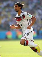 Sami Khedira of Germany