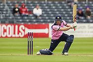 Adam Voges for Middlesex during the NatWest T20 Blast South Group match between Gloucestershire County Cricket Club and Middlesex County Cricket Club at the Bristol County Ground, Bristol, United Kingdom on 15 May 2015. Photo by Shane Healey.