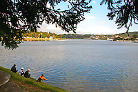 Xuan Huong Lake -The lake is located in the centre of Dalat, and surrounded by cafes and restaurants. Though many people stroll around the lake, it is good to know there are plenty of rest stops along the way for a drink, snack or a rest.