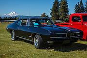 1968 Pontiac GTO at WAAAM Traffic Jam.