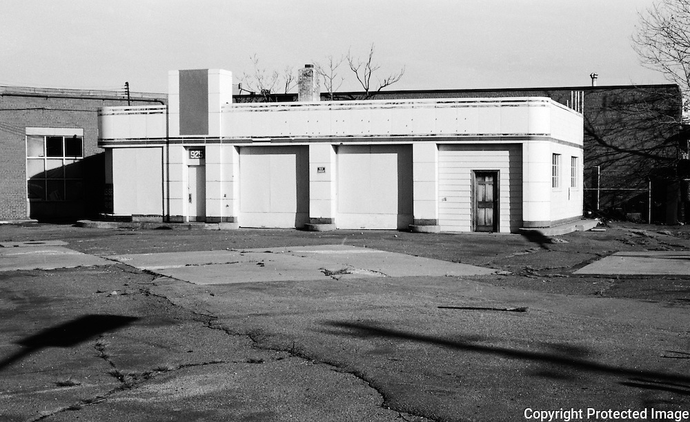 Near Kenilworth and Rhode Island Avenues NE Washington DC, 1987