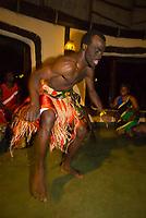 Tanzanian dance group performing, Serengeti Serena Lodge, Serengeti National Park, Tanzania