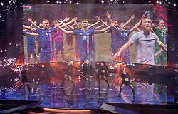 21-12-2016 NED: Sportgala NOC * NSF 2016, Amsterdam<br /> In de Amsterdamse RAI vindt het traditionele NOC NSF Sportgala weer plaats / Show, dance, entertainment