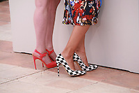 Mireille Enos, Rosario Dawson  shoes at the photocall for the film Captives at the 67th Cannes Film Festival, Friday 16th May 2014, Cannes, France.