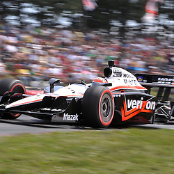2010 IZOD IndyCar Series Honda Indy 200 at Mid-Ohio Sports Car Course.