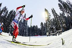 March 8, 2019 - –Stersund, Sweden - 190308 Kamila Zuk of Poland competes in the Women's 7.5 KM sprint during the IBU World Championships Biathlon on March 8, 2019 in Östersund..Photo: Petter Arvidson / BILDBYRÃ…N / kod PA / 92247 (Credit Image: © Petter Arvidson/Bildbyran via ZUMA Press)