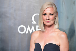 Joely Richardson attending the Lost in Space event to celebrate the 60th anniversary of the OMEGA Speedmaster held in the Turbine Hall, Tate Modern, 25 Sumner Street, Bankside, London.