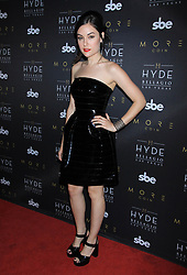 June 18, 2018 - Las Vegas, Nevada, USA - 6/17/18.Sasha Grey is seen at Hyde Bellagio in Las Vegas, Nevada. (Credit Image: © Starmax/Newscom via ZUMA Press)